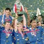 Euro 2000, La Francia beffa l'Italia
