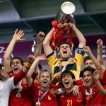 Euro 2012, Trionfo della Spagna