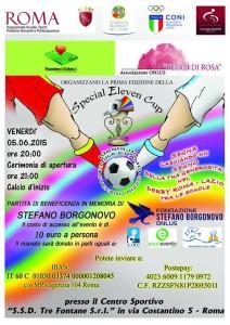 locandina Special Eleven Cup