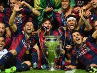 VERDETTI 2014/15: Secondo Triplete per il Barcellona