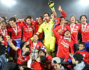 Copa America 2015: la prima volta del Cile
