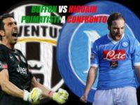 ENZO BUCCHIONI – Higuain e Buffon, due storie parallele