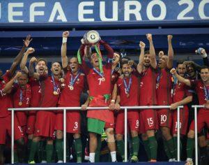Euro 2016: Portogallo campione d'Europa per la prima volta