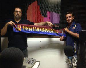 Parte la nuova stagione del programma radiofonico Radio Barça Italia