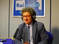 Riccardo Cucchi saluta 'Tutto il calcio minuto per minuto'