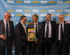 Buffon, Totti e altri calciatori uniti in nome dell'Unicef