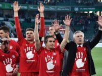 Campionati europei: Il Bayern è campione, la Juve quasi