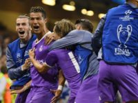 Nuovi Record per il Real Madrid e Cristiano Ronaldo e purtroppo anche per la Juventus e il calcio italiano